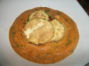 pumpkin, carrot, soup, almond milk, courgette, zucchini, pumpkin