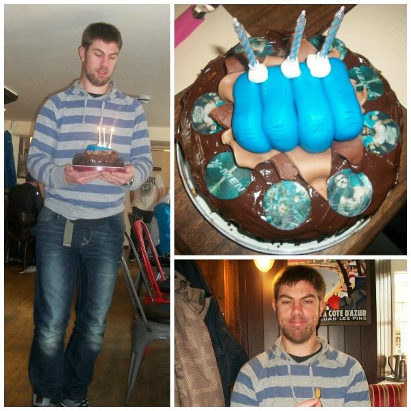 A Wolfie Birthday